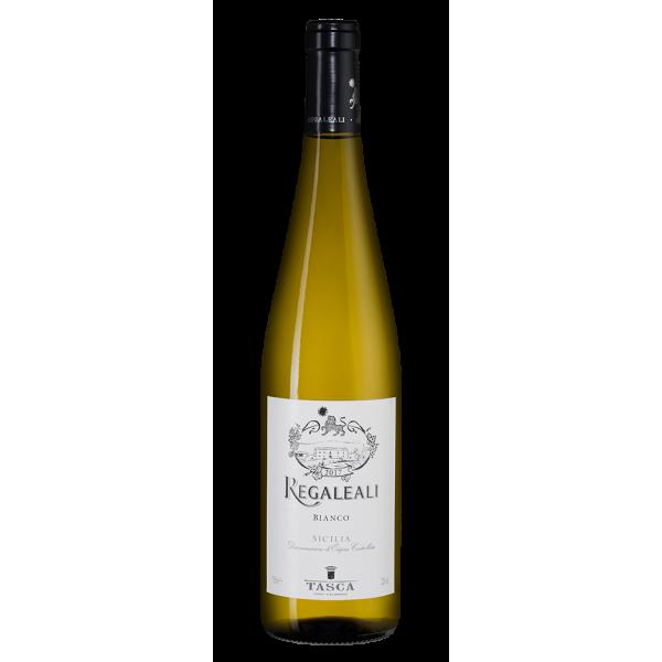 Вино Regaleali Bianco Conte Tasca d'Almerita 2018