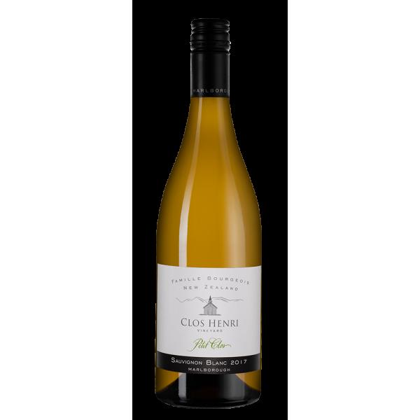 Вино Petit Clos Sauvignon Blanc 2017