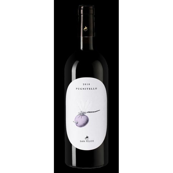 Вино Agricola San Felice Pugnitello 2016