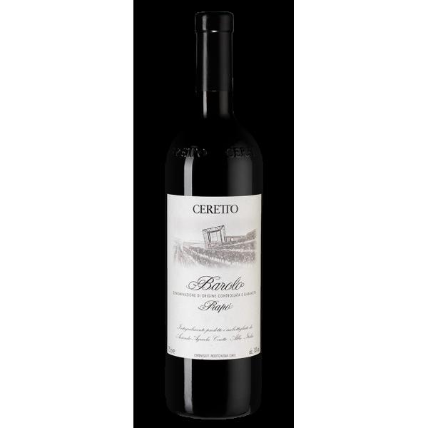 Вино Ceretto Barolo Bricco Rocche Prapo 2014
