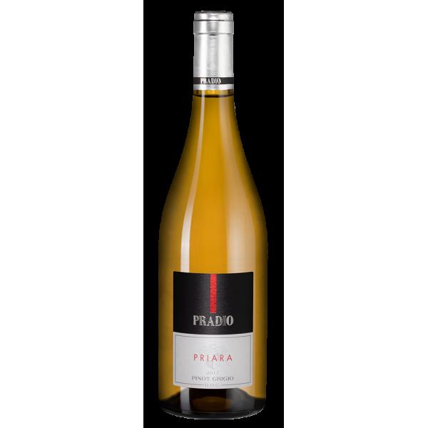 Вино Priara Pinot Grigio 2018