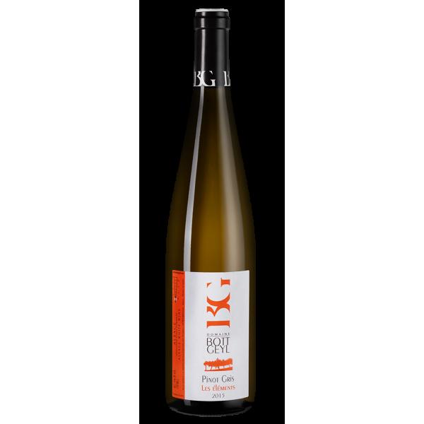 Вино Domaine Bott-Geyl Pinot Gris les Elements 2016