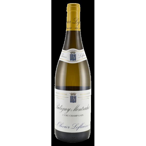 Вино Puligny Montrachet Premier Cru Champ Gain 2014