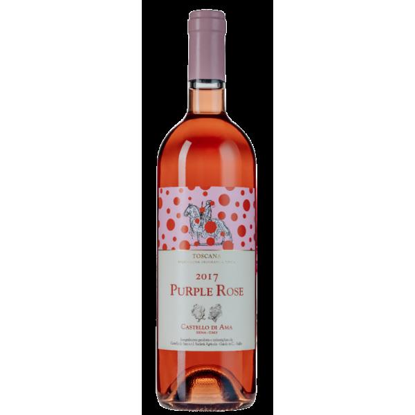 Вино Castello di Ama Purple Rose 2018