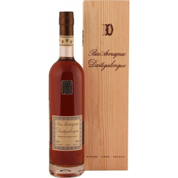 Крепкие напитки Vintage Bas Armagnac Dartigalongue 0.5 л