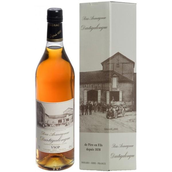 Крепкие напитки VSOP Bas Armagnac Dartigalongue 0.7 л