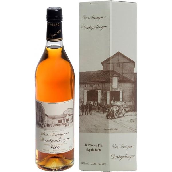 Крепкие напитки VSOP Bas Armagnac Dartigalongue 0.1 л