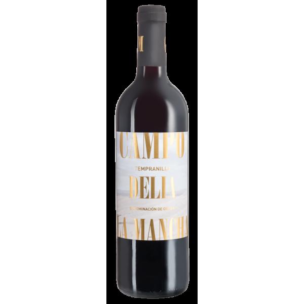 Вино Campo de la Mancha Tempranillo Felix Solis 0.75 л