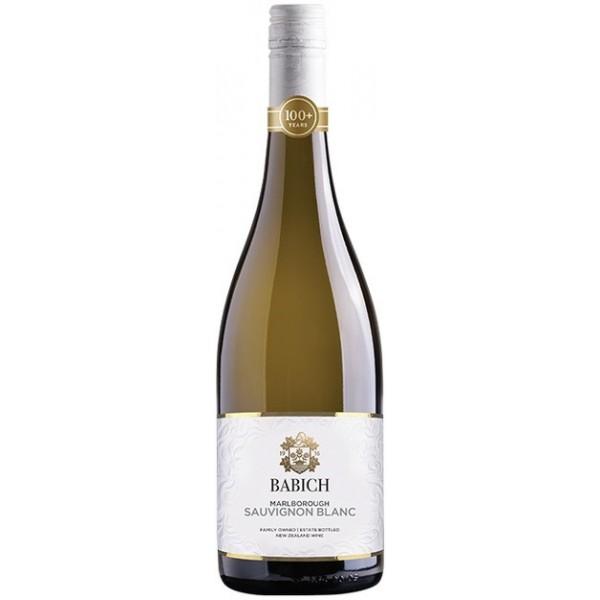 Вино Sauvignon Blanc Marlborough Babich 2014 0.75 л