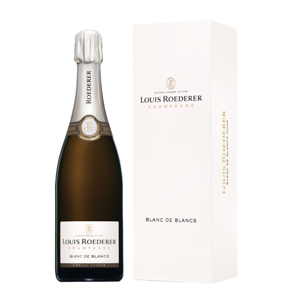 Шампанское Louis Roederer Brut Blanc de Blancs 2010 0.75 л