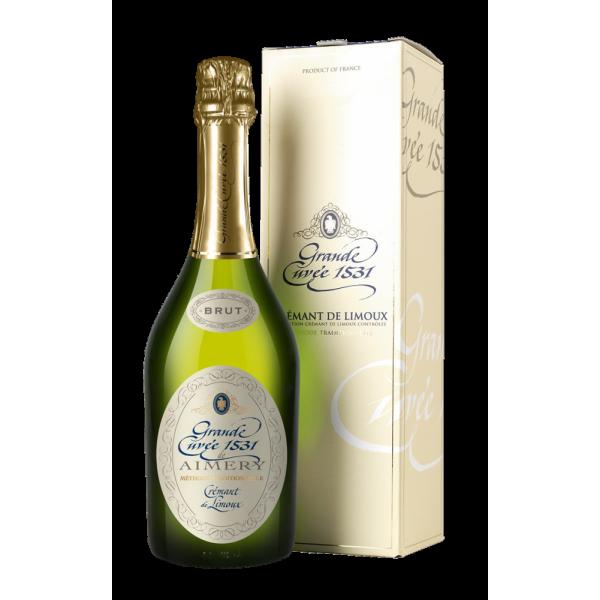 Шампанское Aimery Sieur d'Arques Grande Cuvee Cremant de Limoux 0.75 л
