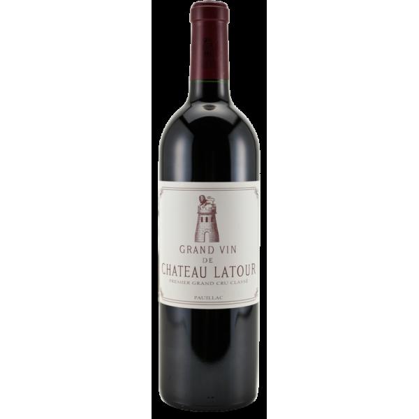 Вино Chateau Latour Premier Grand Cru Classe Pauillac АОС 1996 0.75 л