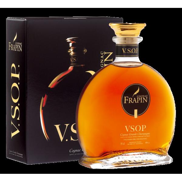 Коньяк Frapin VSOP 1er Grand Cru du Cognac 0.35 л