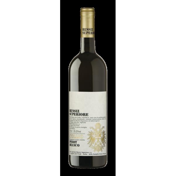 Вино Collio Pinot Bianco 2018