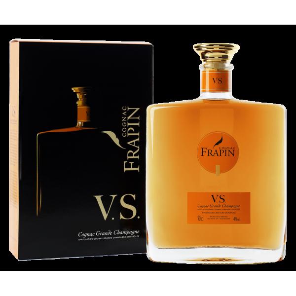 Коньяк Frapin VS Luxe 1er Grand Cru du Cognac 0.05 л