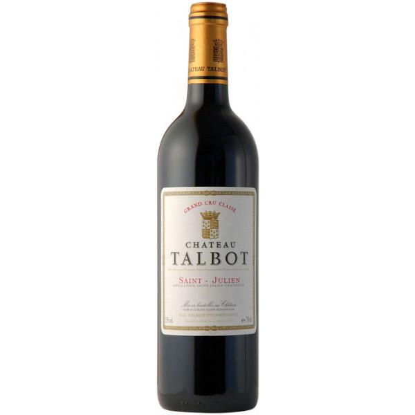 Вино Chateau Talbot 2013