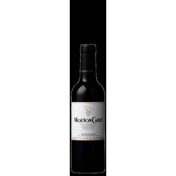 Вино Baron Philippe de Rothschild Mouton Bordeaux Rouge 2012 0.375 л