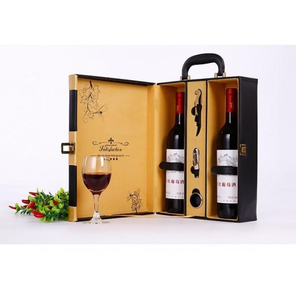 Сумка для вина, арт suv002
