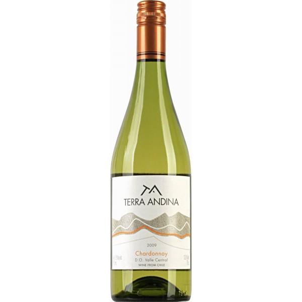 Вино Chardonnay Valle Central Terra Andina 0.75 л