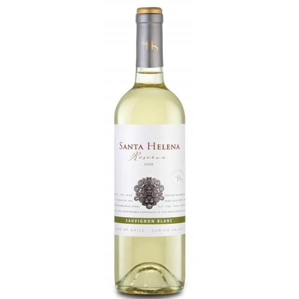 Вино Sauvignon Blanc Reserva Santa Helena 0.75 л