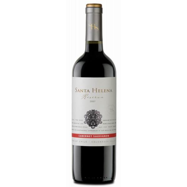 Вино Cabernet Sauvignon Reserva Santa Helena 0.75 л