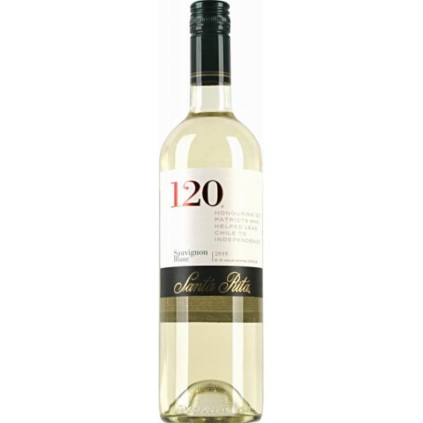 Вино Sauvignon Blanc 120 Santa Rita 2010 0.75 л