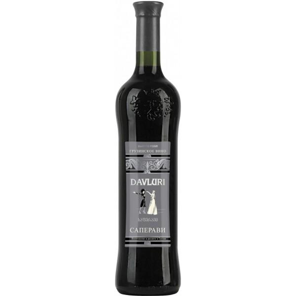 Вино Saperavi Davluri 0.75 л