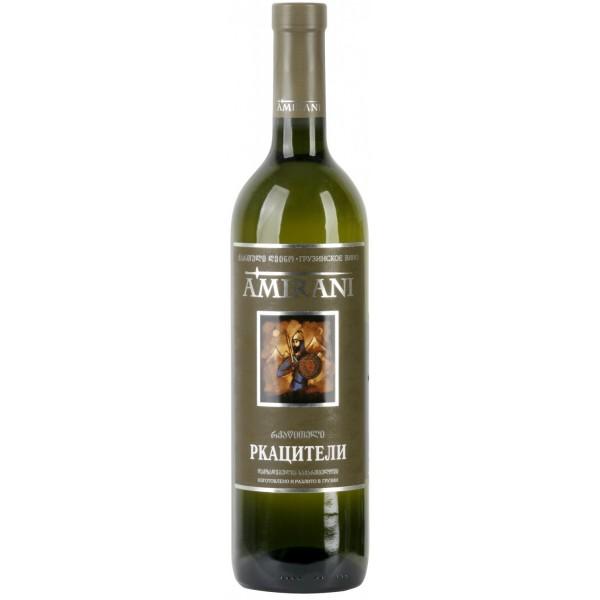 Вино Ркацители Amirani 0.75 л