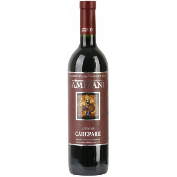 Вино Saperavi Amirani 0.75 л