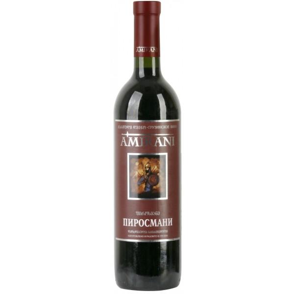 Вино Pirosmani Amirani Rouge 0.75 л