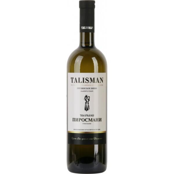 Вино Pirosmani Talisman White Sec 0.75 л