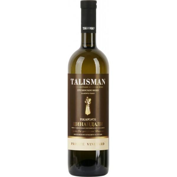 Вино Cinandali Talisman Private Vineyard 0.75 л