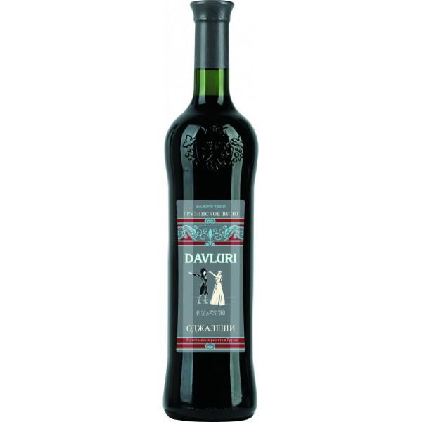 Вино Ojaleshi Davluri 0.75 л