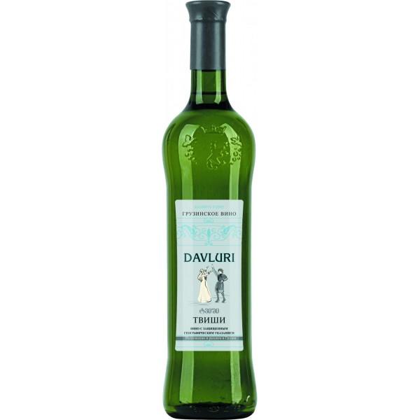 Вино Tvishi Davluri 0.75 л