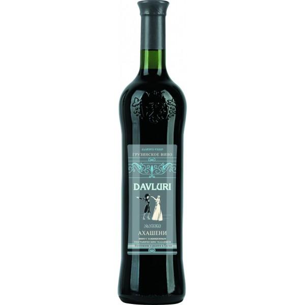 Вино Akhasheni Davluri 0.75 л