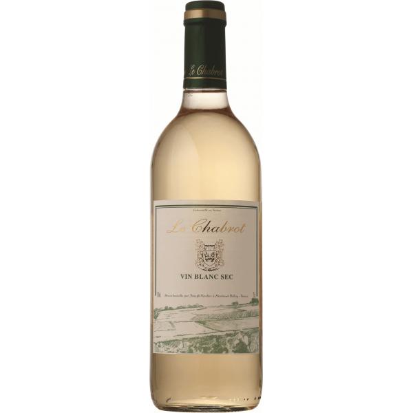 Вино Le Chabrot Blanc 0.75 л