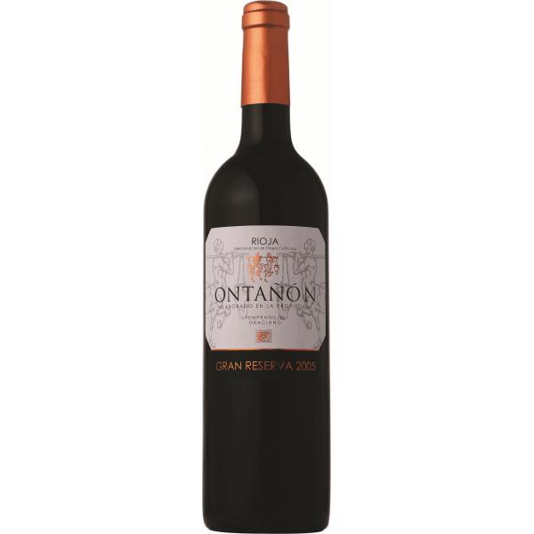 Вино Ontanon Gran Reserva 2001 0.75 л