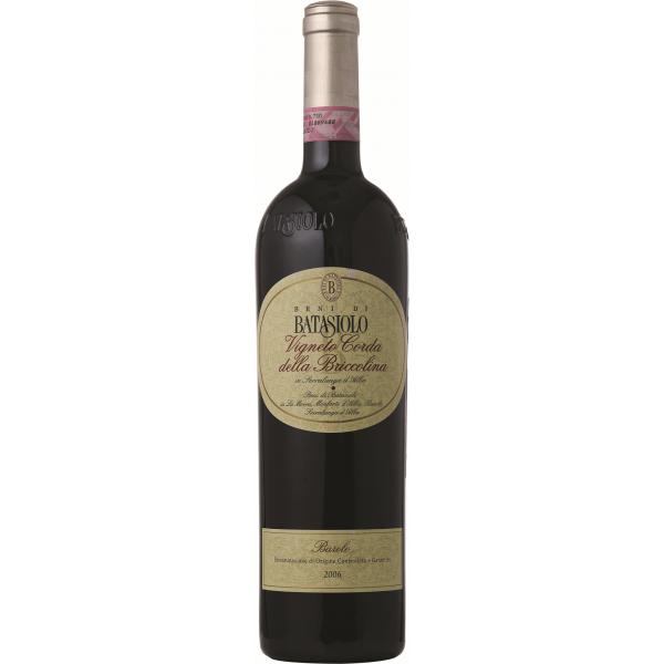 Вино Vigneto Corda della Briccolina DOCG 2004 0.75 л