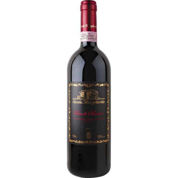 Вино Chianti Classico Santa Margherita 2010 0.75 л