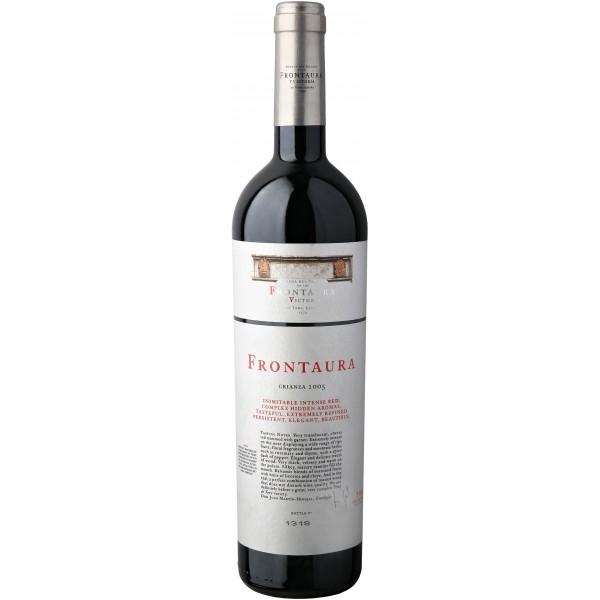 Вино Frontaura Crianza Toro DO 2005 0.75 л