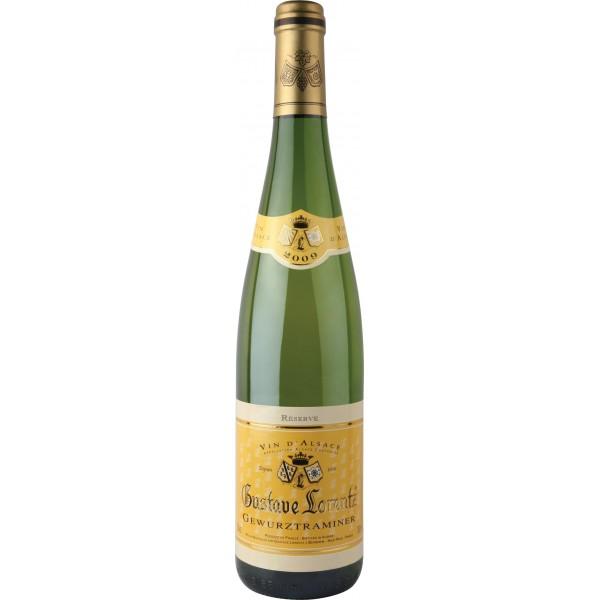 Вино Gewurztraminer Vendanges Tardives 2008 0.75 л
