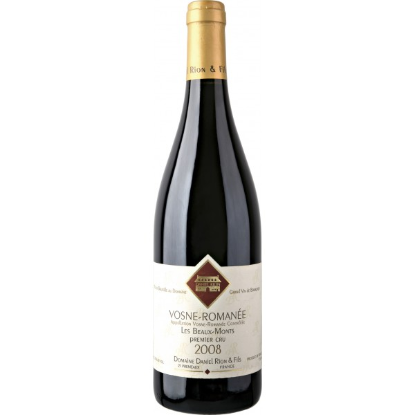 Вино Vosne Romanee Les Beaux Monts 2008 0.75 л