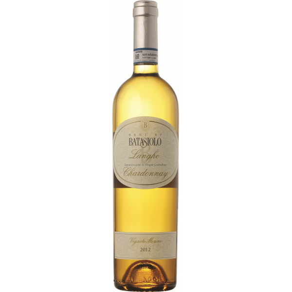 Вино Langhe Chardonnay Beni di Batasiolo'12 2012 0.75 л