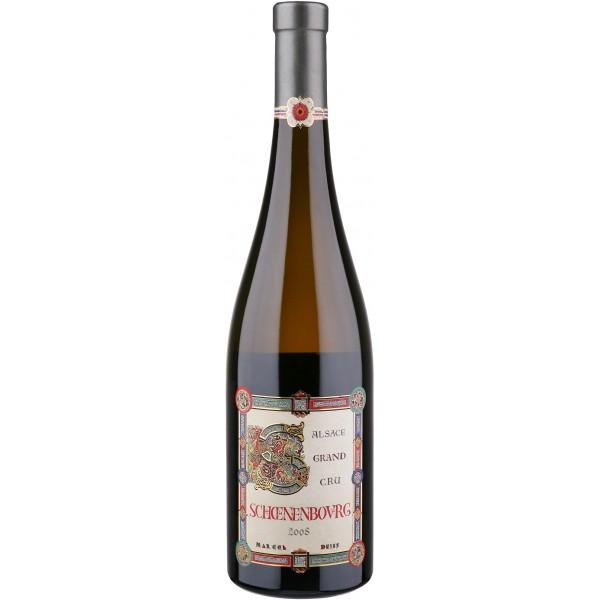 Вино Schoenenbourg Alsace 2008 0.75 л