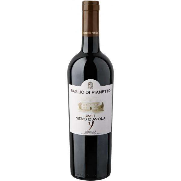Вино Nero d'Avola Y Sicilia IGT 2011 0.75 л