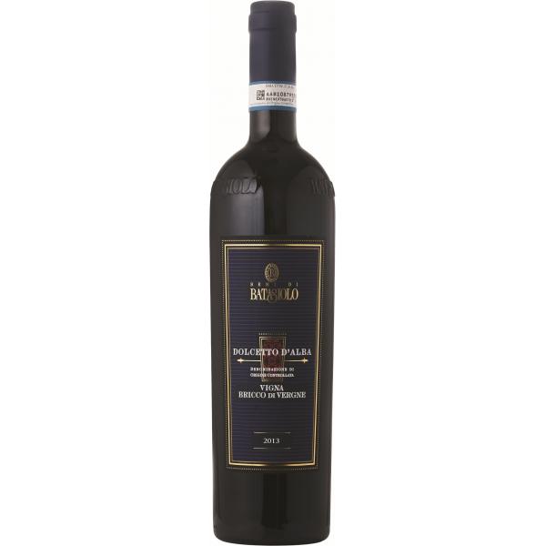 Вино Dolcetto d'Alba Bricco di Vergne DOC 2012 0.75 л