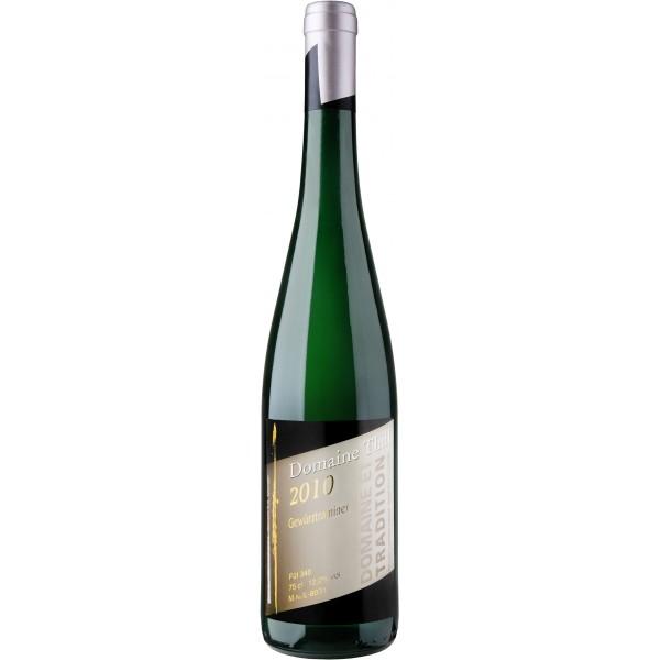 Вино Gewurztraminer Domaine et Tradition 2010 0.75 л