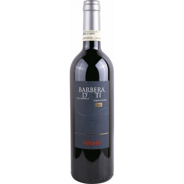 Вино Barbera d'Asti Batasiolo DOCG 2013 0.75 л
