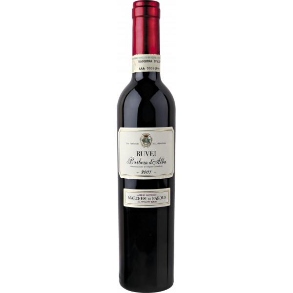 Вино Ruvei Barbera d'Alba Marchesi di Barolo 2009 0.375 л