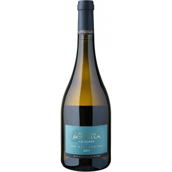 Вино La Clape Reserve Blanc 2011 0.75 л